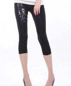 CL125 Colanti cu Model din Paiete - Colanti - Haine > Haine Femei > Pantaloni Dama > Colanti