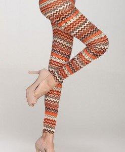 CL128 Colanti cu model colorat - Colanti - Haine > Haine Femei > Pantaloni Dama > Colanti