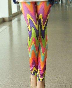 CL246 Colanti cu model - Colanti - Haine > Haine Femei > Pantaloni Dama > Colanti