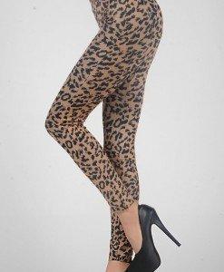 CL28 Colanti Animal Print - Colanti - Haine > Haine Femei > Pantaloni Dama > Colanti