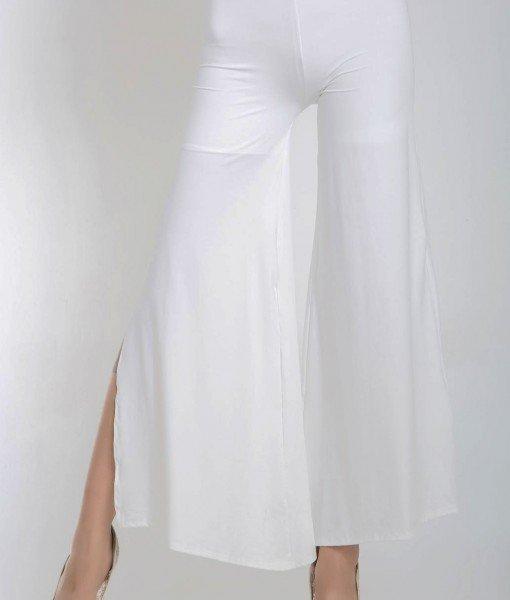 CL370-2 Pantaloni largi cu plasa