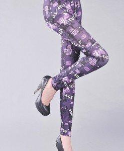 CL6 - Colanti Dama cu Model - Colanti - Haine > Haine Femei > Pantaloni Dama > Colanti