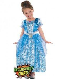 CLD12 Costum Halloween copii - Cenusareasa - Costume tematice - Haine > Haine Copii > Costume tematice