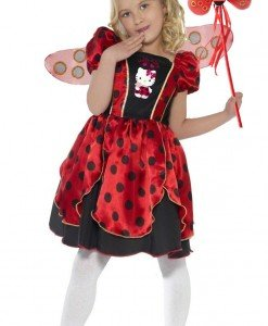 CLD26-A Costum Halloween copii - buburuza - Costume tematice - Haine > Haine Copii > Costume tematice