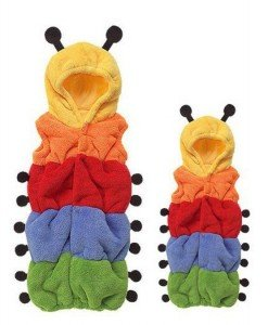 CLD3 Costum Halloween copii - omida - Costume tematice - Haine > Haine Copii > Costume tematice