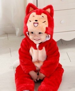 CLD74-3 Salopeta tematica raton pentru copii - Costume tematice - Haine > Haine Copii > Costume tematice