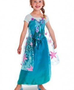 CLD84-442 Costum tematic printesa Elsa Frozen - Basme si Legende - Haine > Haine Femei > Costume Tematice > Basme si Legende