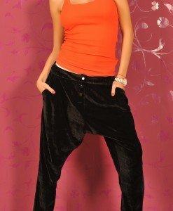 CLP02 Pantaloni cu Tur Lasat - More Brands - Haine > Brands > More Brands