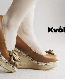 Ch375 Incaltaminte - Pantofi cu Platforma - Pantofi cu platforma - Incaltaminte > Incaltaminte Femei > Pantofi cu platforma