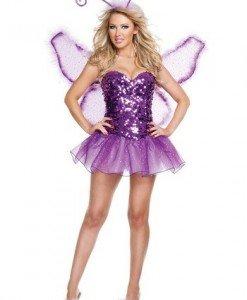 D248 Costum Tematic Fluturas - Animalute - Haine > Haine Femei > Costume Tematice > Animalute