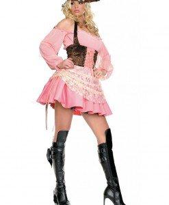 D320 Costum Halloween pirat - Pirat - Haine > Haine Femei > Costume Tematice > Pirat