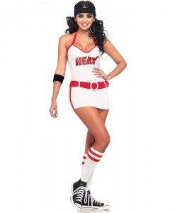 E310 Costum Halloween sport majoreta - Majorete - Haine > Haine Femei > Costume Tematice > Majorete