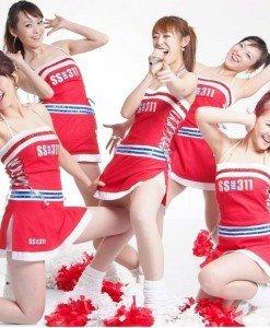 E314-3 Costum Halloween majoreta - Majorete - Haine > Haine Femei > Costume Tematice > Majorete