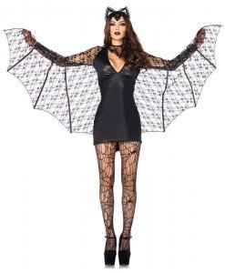 E323-1 Costum Halloween liliac - Vrajitoare - Vampir - Haine > Haine Femei > Costume Tematice > Vrajitoare - Vampir