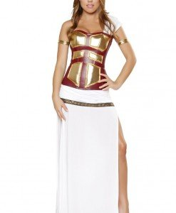 F315 Costum Halloween luptator spartan - Basme si Legende - Haine > Haine Femei > Costume Tematice > Basme si Legende