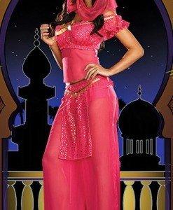 G102 Costum Halloween oriental - Oriental - Haine > Haine Femei > Costume Tematice > Oriental