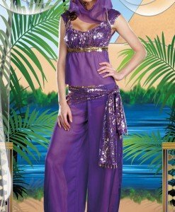 G103 Costum tematic oriental - Oriental - Haine > Haine Femei > Costume Tematice > Oriental