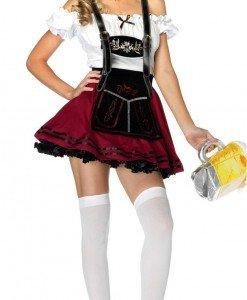 G147 Costum tematic chelnerita - Chelnerita - Haine > Haine Femei > Costume Tematice > Chelnerita