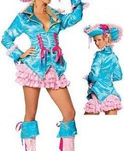 G49 Costum tematic pirat - Pirat - Haine > Haine Femei > Costume Tematice > Pirat
