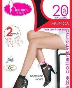 GAT13-1 Ciorapi Charme Monica 1/4 tip sosete