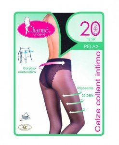 GAT5-888 Ciorapi Top Relax cu chilot modelator - Ciorapi Charme - Haine > Haine Femei > Ciorapi si manusi > Ciorapi Charme
