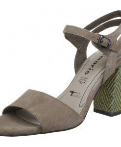 GDY103-18 Sandale de vara din piele intoarsa - Sandale dama - Incaltaminte > Incaltaminte Femei > Sandale dama