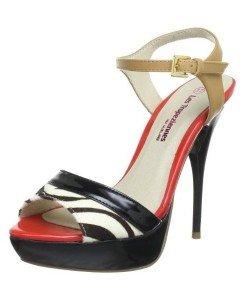 GDY149 Sandale de ocazie cu toc ascutit - Sandale dama - Incaltaminte > Incaltaminte Femei > Sandale dama