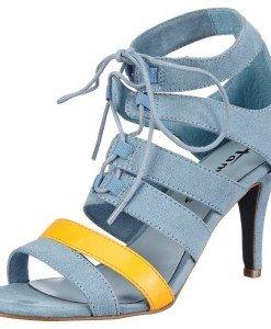 GDY35 Sandale elegante cu barete si snur - Sandale dama - Incaltaminte > Incaltaminte Femei > Sandale dama