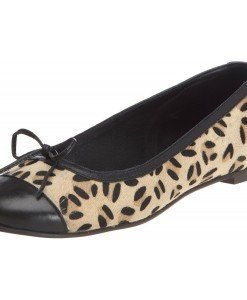 GDY45-99 Balerini casual cu model animal print - Balerini si slippers - Incaltaminte > Incaltaminte Femei > Balerini si slippers