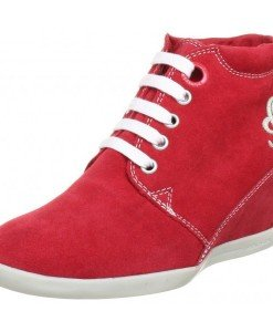 GDY50-3 Pantofi din piele intoarsa cu platforma - Incaltaminte sport - Incaltaminte > Incaltaminte Femei > Incaltaminte sport