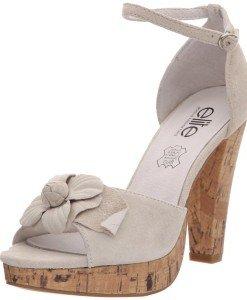 GDY66 Sandale de vara din piele intoarsa - Sandale dama - Incaltaminte > Incaltaminte Femei > Sandale dama