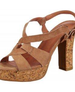 GDY75-8 Sandale din piele intoarsa - Sandale dama - Incaltaminte > Incaltaminte Femei > Sandale dama