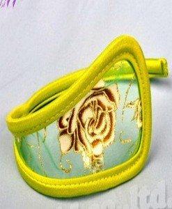 GS217 Chilot invizibil c-string cu trandafir brodat - Invizibili C-String - Haine > Haine Femei > Lenjerie intima > Chilot dama > Invizibili C-String