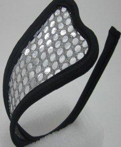 GS248-1122 Chilot invizibil c-string cu paiete argintii - Invizibili C-String - Haine > Haine Femei > Lenjerie intima > Chilot dama > Invizibili C-String