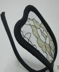 GS249-1 Chilot invizibil c-string cu model auriu - Invizibili C-String - Haine > Haine Femei > Lenjerie intima > Chilot dama > Invizibili C-String