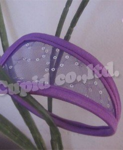 GS289-11 Chilot invizibil c-string cu plasa si paiete - Invizibili C-String - Haine > Haine Femei > Lenjerie intima > Chilot dama > Invizibili C-String
