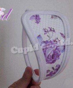 GS310 Chilot invizibil c-string elegant cu model floral - Invizibili C-String - Haine > Haine Femei > Lenjerie intima > Chilot dama > Invizibili C-String