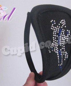 GS324-1 Chilot invizibil c-string cu model imprimat - Invizibili C-String - Haine > Haine Femei > Lenjerie intima > Chilot dama > Invizibili C-String