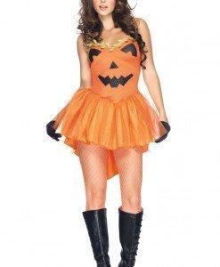 H145 Costum Halloween Pumpkin - Altele - Haine > Haine Femei > Costume Tematice > Altele