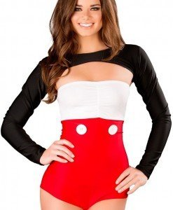 H232 Costum tematic Mickey Mouse - Animalute - Haine > Haine Femei > Costume Tematice > Animalute