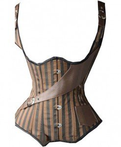 H314 Corset casual sub bust