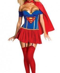 J138 Costum tematic Superwoman - Super Eroi - Haine > Haine Femei > Costume Tematice > Super Eroi