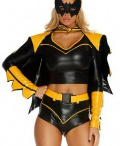 J318 Costum tematic Halloween - Batman