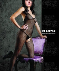 J38 Lenjerie Body Plasa Catsuit - Bodystockings