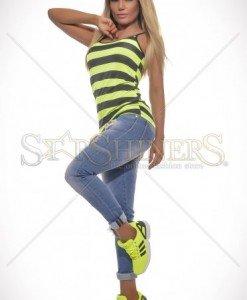 Jeans MissQ New Style Blue - Blugi -