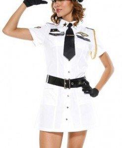 K12 Costum Halloween pilot aviatie - Armata - Marinar - Haine > Haine Femei > Costume Tematice > Armata - Marinar