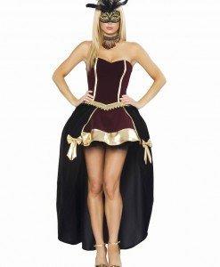 K146 - Costum Tematic - Bal Mascat - Basme si Legende - Haine > Haine Femei > Costume Tematice > Basme si Legende