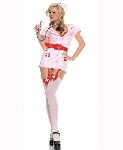 K52 Costum tematic asistenta - Asistenta Medicala - Haine > Haine Femei > Costume Tematice > Asistenta Medicala