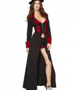 L142 Costum tematic de Halloween - Altele - Haine > Haine Femei > Costume Tematice > Altele