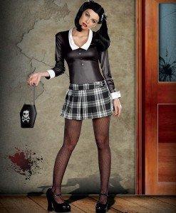 L225 Costum tematic Scolarita - Scolarita - Haine > Haine Femei > Costume Tematice > Scolarita